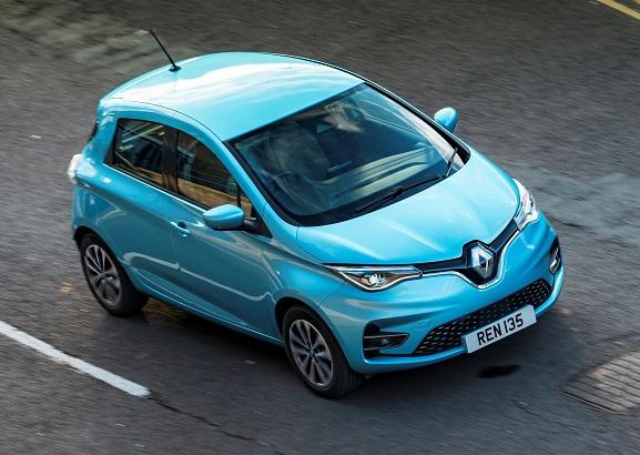Review: Renault Zoe 2021