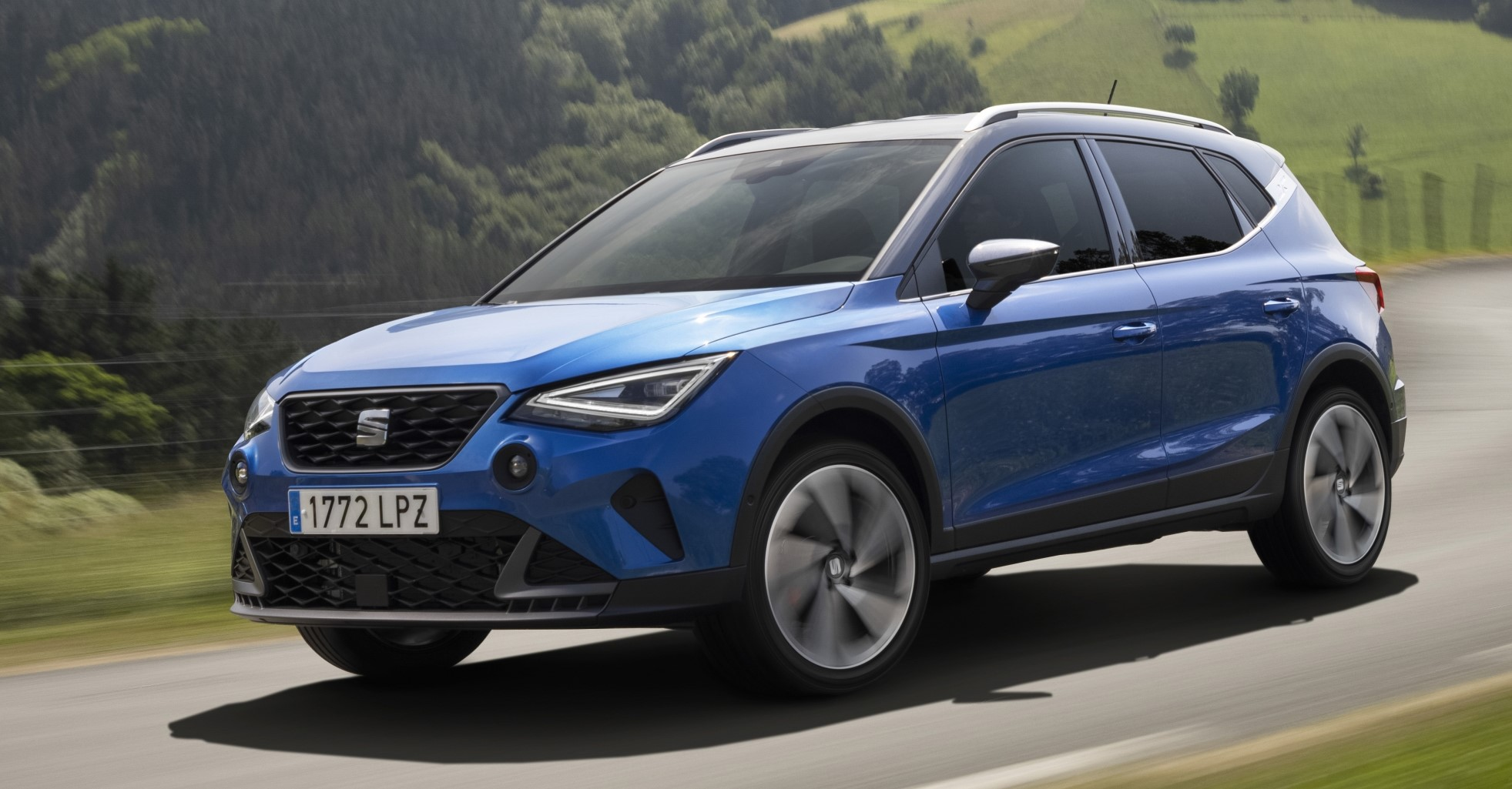 The SEAT Arona has been refreshed