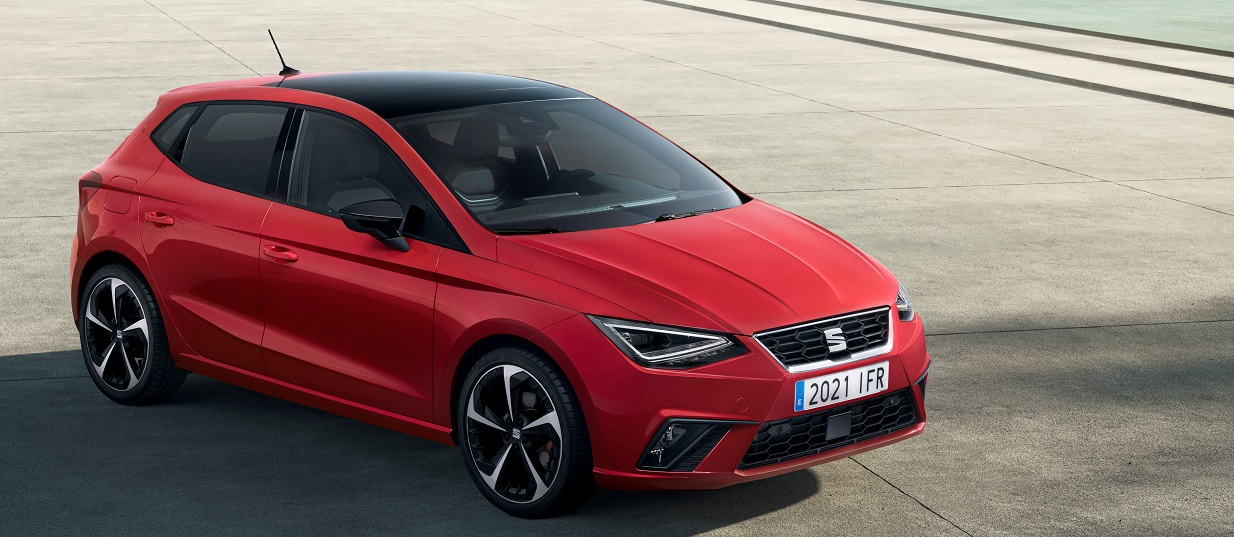 SEAT Ibiza gets a facelift and tech update