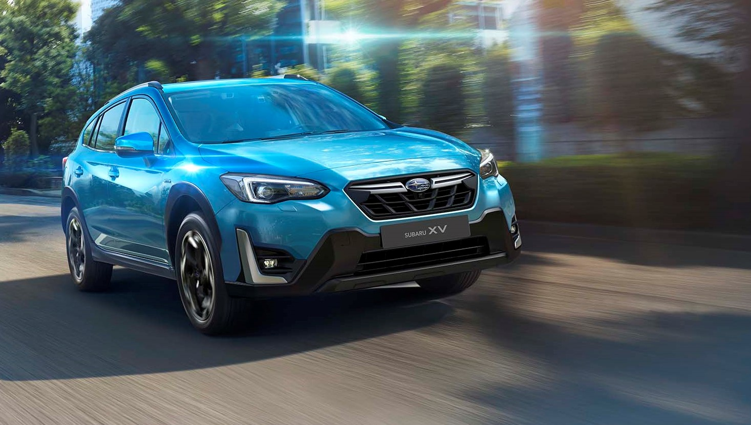 Facelifted Subaru XV goes on sale