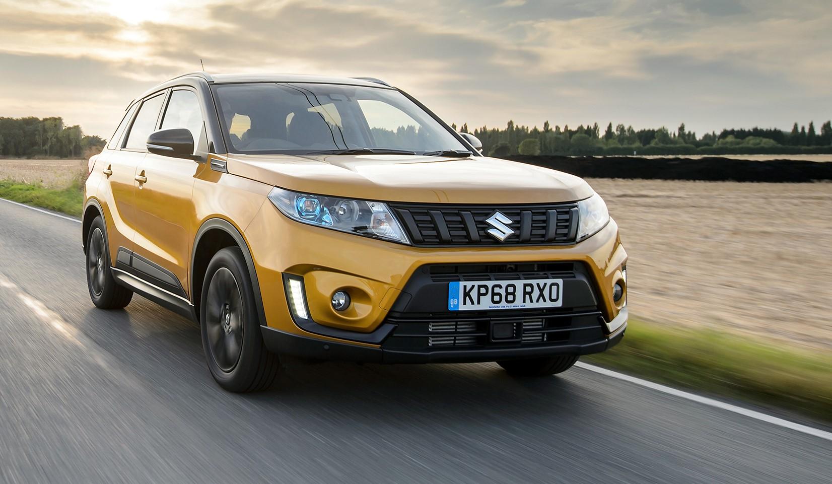 Review: Suzuki Vitara 2021
