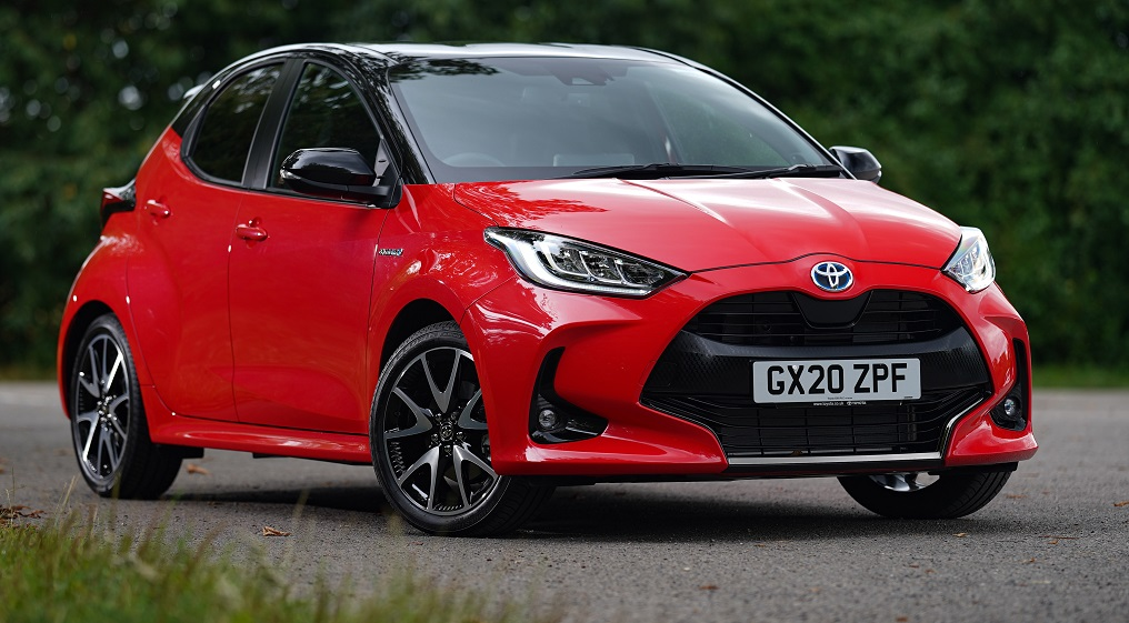 Toyota Yaris is Car of the Year