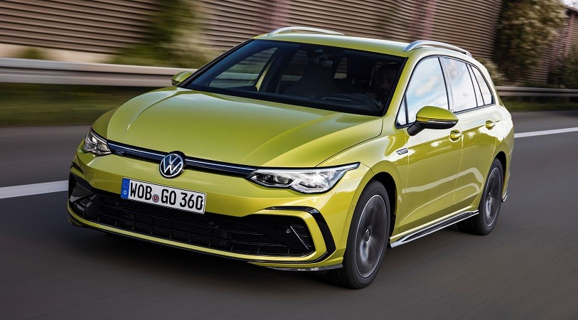 Impressive Volkswagen Golf Estate is available