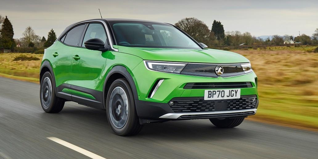 All-new Vauxhall Mokka takes a bow