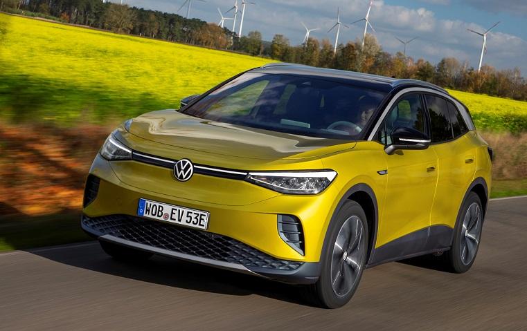 New Volkswagen ID.4 gets UK launch