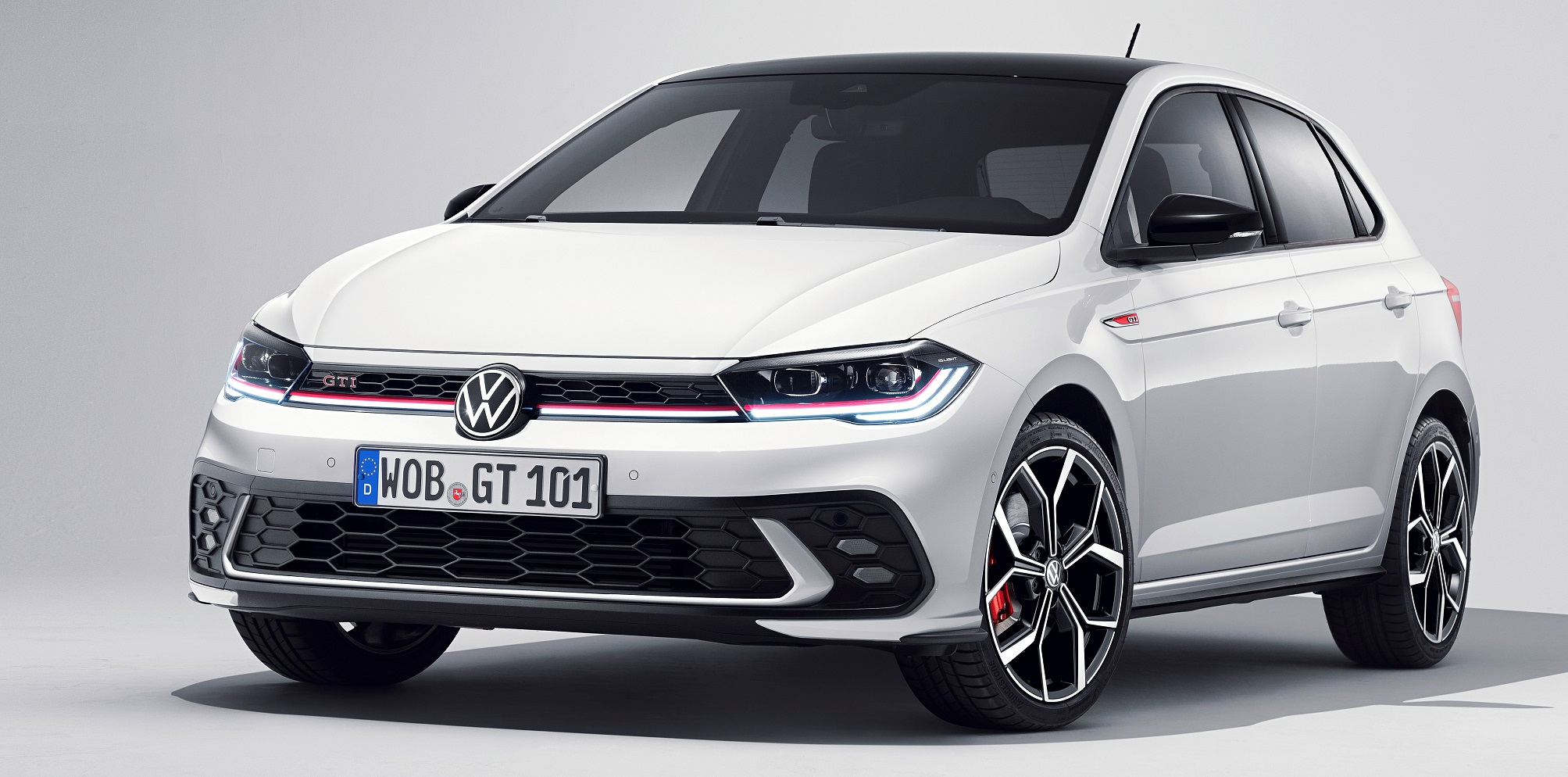 New Volkswagen Polo GTI packs a punch