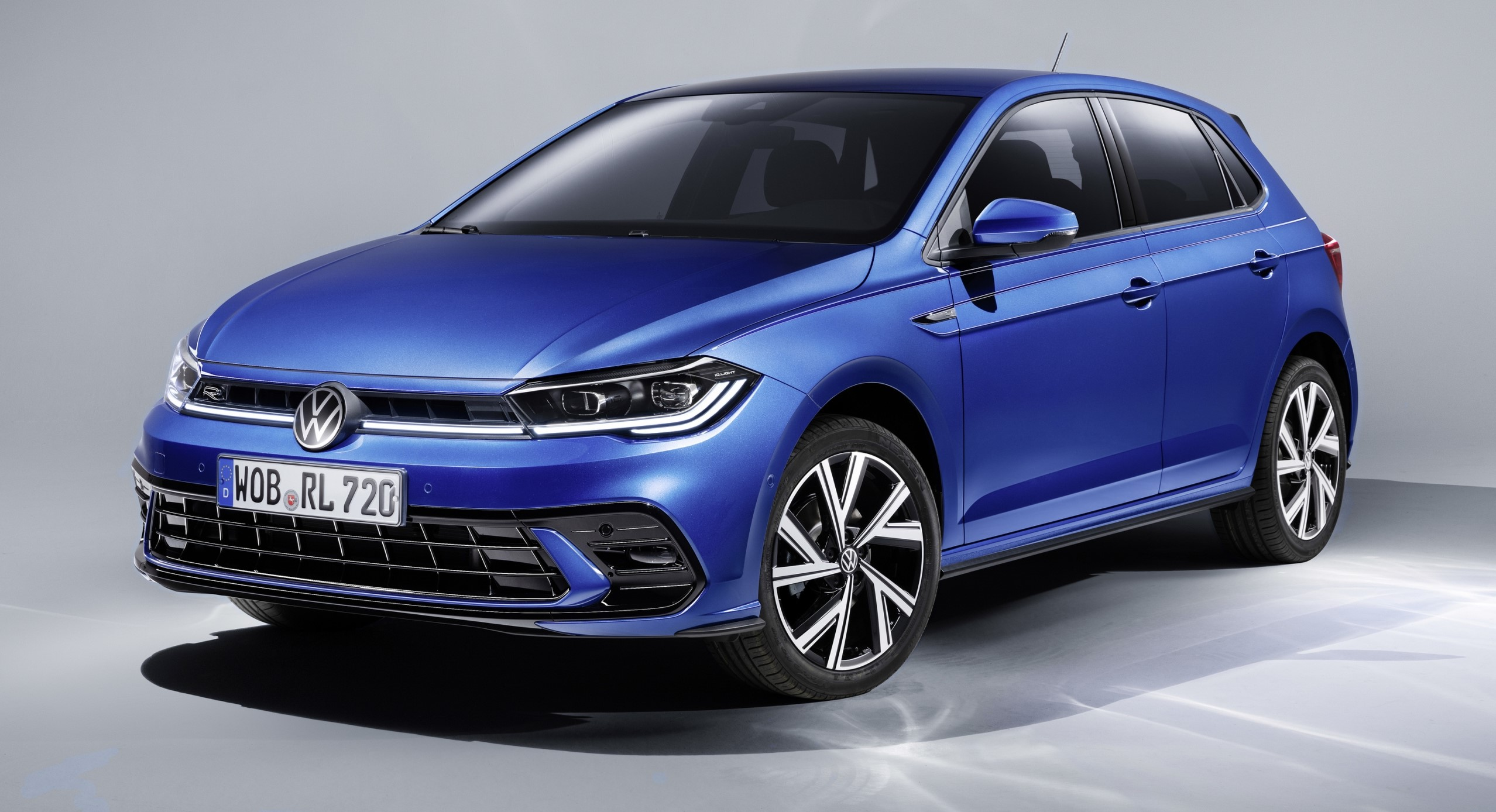 New Volkswagen Polo takes a bow