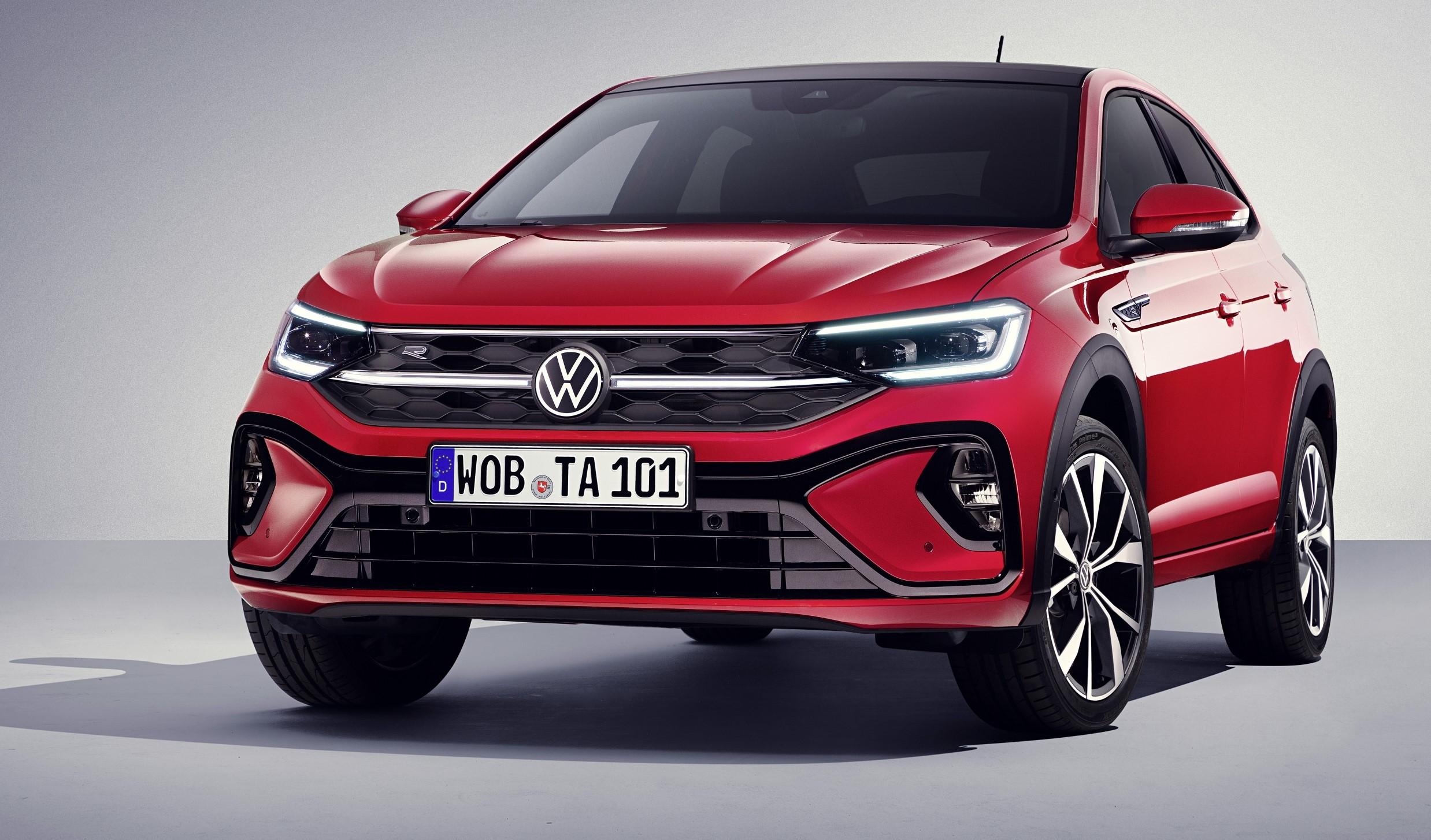 New Volkswagen Taigo gets debut