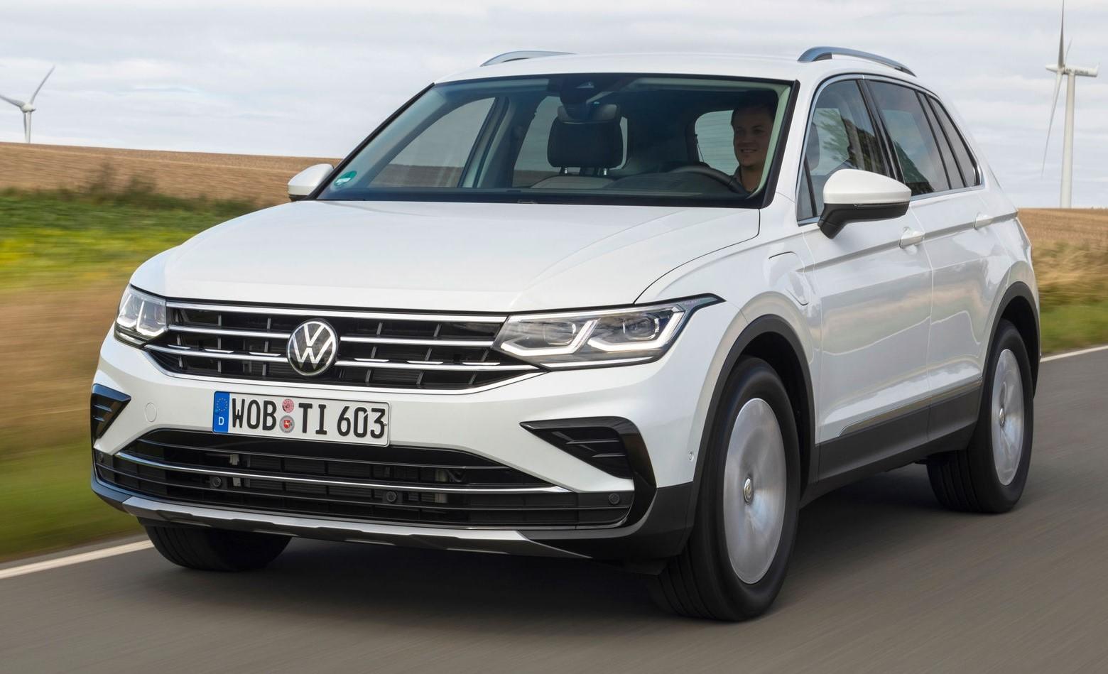 Volkswagen Tiguan eHybrid joins the range