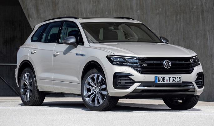 Review: Volkswagen Touareg 2021