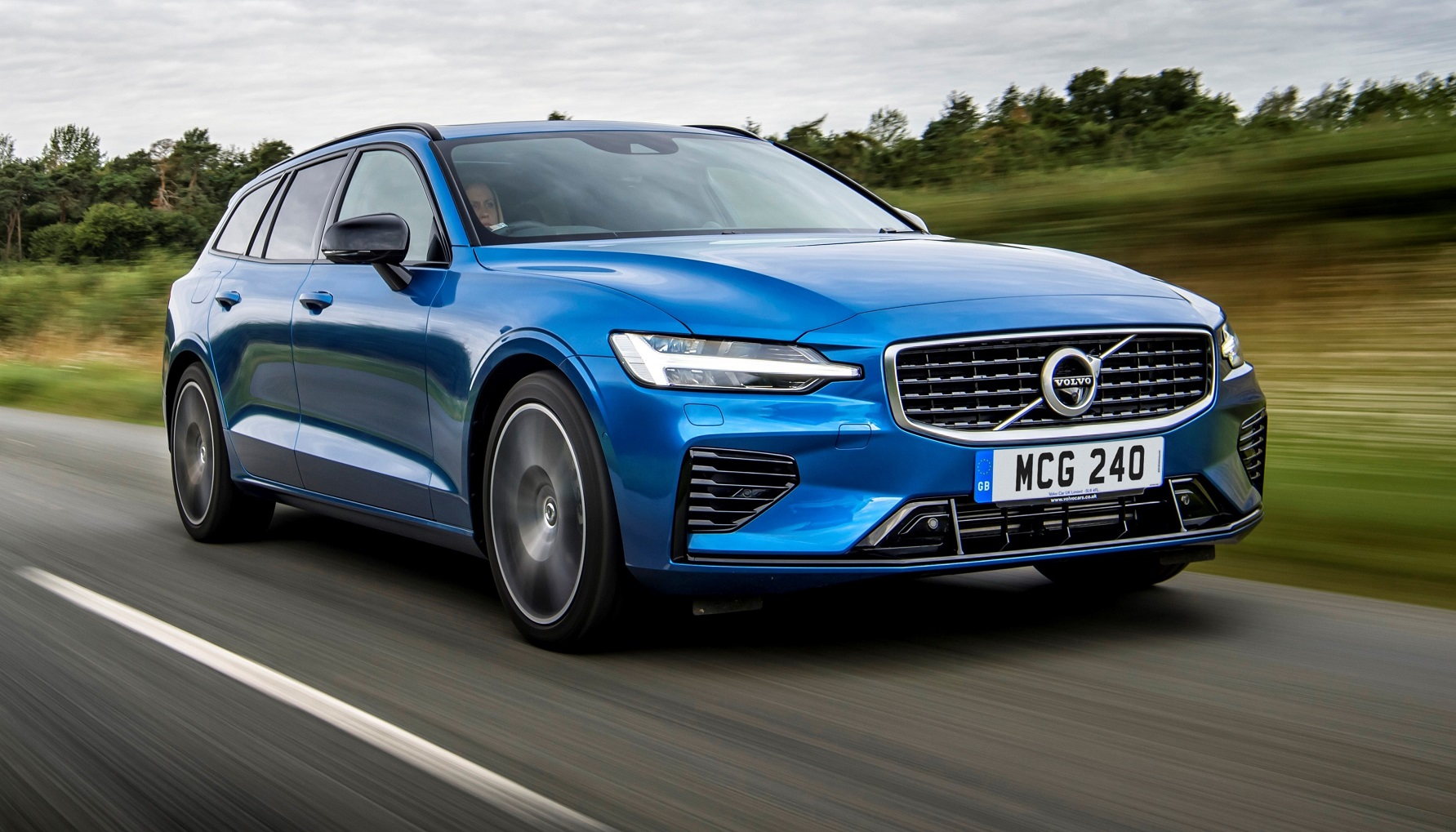 Review: Volvo V60 2021
