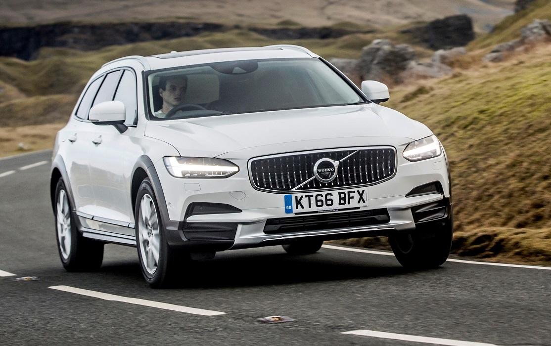 Review: Volvo V90 2021